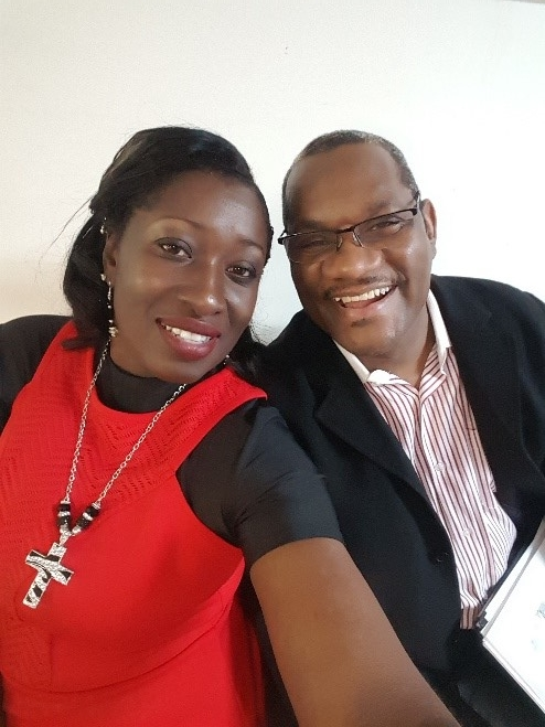 Pastor Michelle & Gregory Mostella